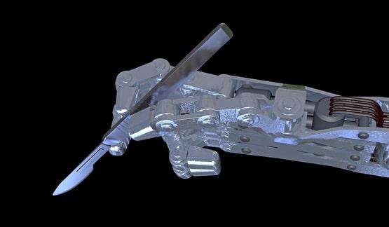 Робот Да Винчи в клинике Ассута